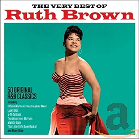 Amazon   The Very Best Of Ruth Brown [Import]   Ruth Brown   輸入盤   音楽