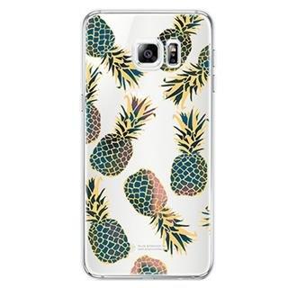 Case Galaxy Anti slip Transparent Pineapple product image