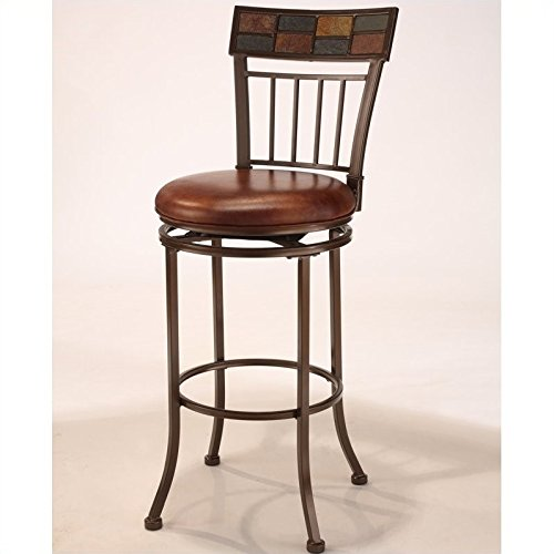 Hillsdale Montero Counter Stool (Fusion Counter Height Table)
