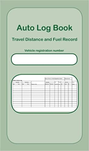 amazon auto log book travel distance and fuel record tat