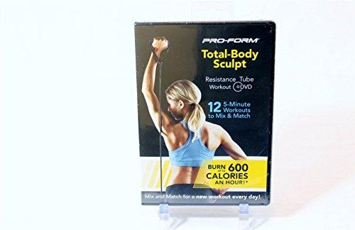 Body Proform (PRO-FORM Total-Body Sculpt : Resistance Tube Workout DVD)
