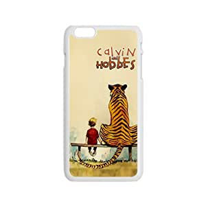 Fashion Creative Personality Cool White Phone Case for iPhone 6
