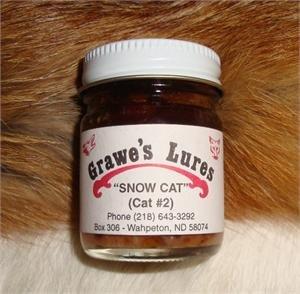 Grawe's Snow Cat Bobcat #2 Lure 4 ()