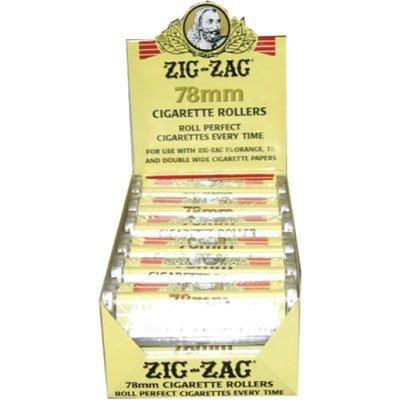 Zig Zag Rollers - 78mm
