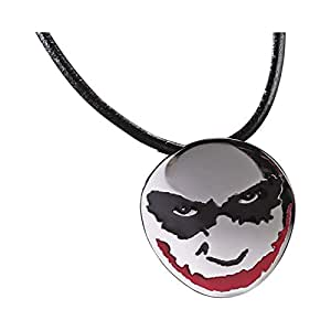 Batman - El Caballero Oscuro - Colgante Joker - Plata