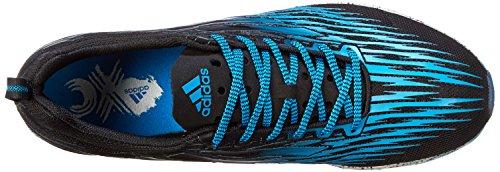 adidas - Zapatillas de running para hombre negro/azul