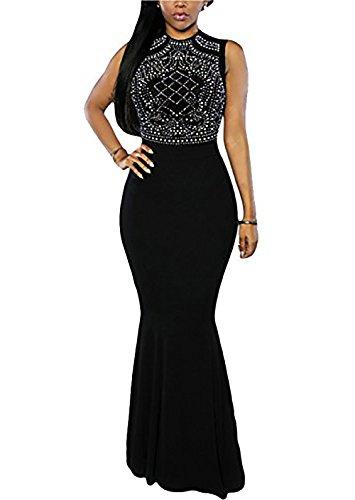 CoCo para fashion Vestido Noche Mujer pAcpZrWT