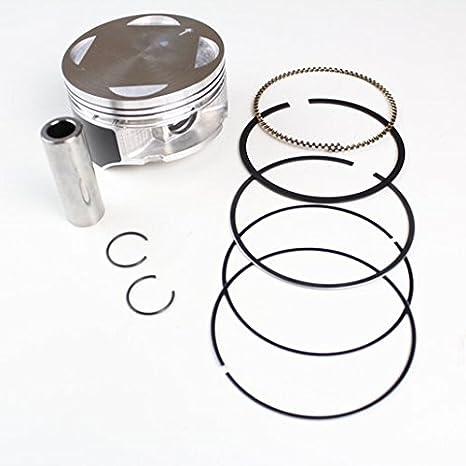 Honda 440 cc 89 mm Big Bore kit de cilindro con pistones ...