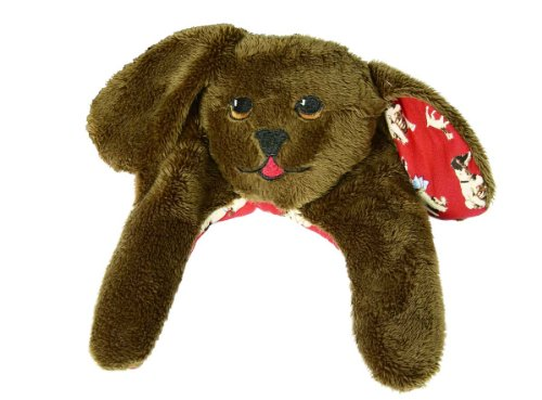 - Puppy Hugs | Hot or Cold Pack | Brown | Microwave or Freeze