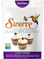 Swerve Sweetner Confectioner 12oz …