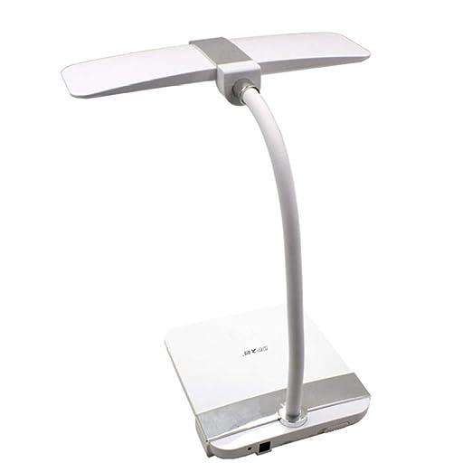 YUENIAO Lámpara De Mesa Led Interruptor Táctil Táctil Lámpara De ...