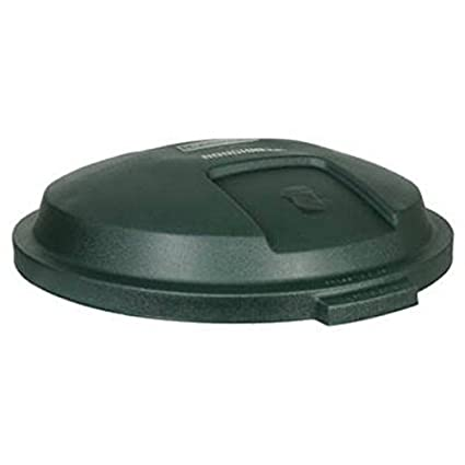 Amazoncom Rubbermaid Trash Can Lid 32 Gallon Home Kitchen