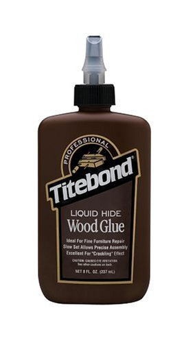 Franklin International 5013 Titebond Liquid Hide Glue, 8-Ounce by Titebond