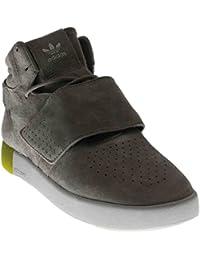 Originals Mens Tubular Invader Strap Shoes · adidas