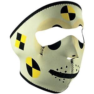 Amazoncom Zan Headgear Crashtest Dummy Mens Full Face Mask