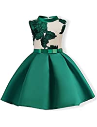 Baby Girl Dress Party Wedding Flower Dresses Sleeve Gowns
