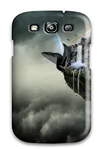 Sanp On Case Cover Protector For Galaxy S3 (landscape)