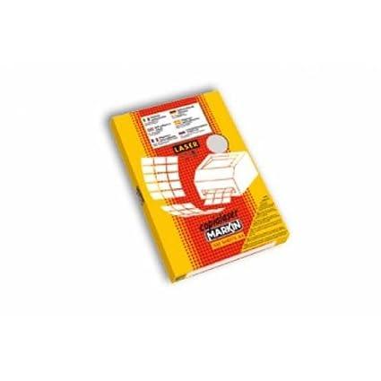 Markin 220LSA400 etiqueta de impresora - Etiquetas de ...
