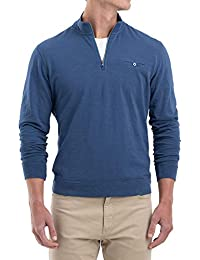 Keane Pullover Sweater - Cadet