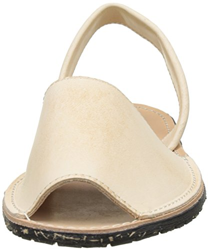 SHOE THE BEAR Vega, Sandalias con Cuña para Mujer Blanco (120 WHITE)