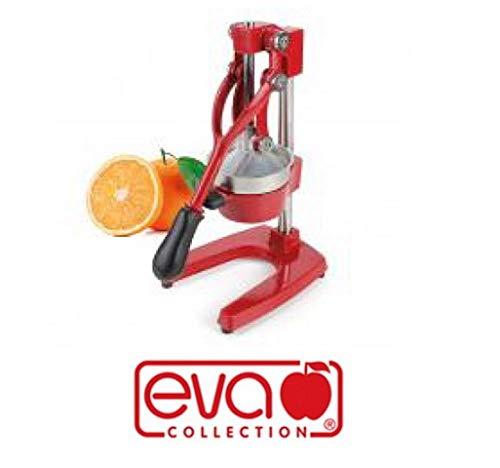 Compra Eva Collection Exprimidor de granadas con Palanca de Barra Profesional, 36 cm de Altura, Rojo en Amazon.es
