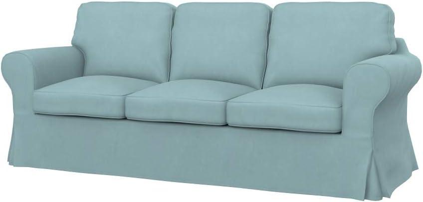 Soferia Funda de repuesto para sofá cama de 3 plazas IKEA EKTORP PIXBO