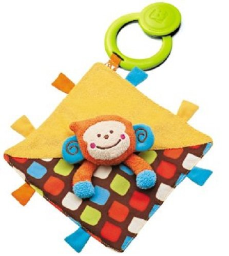 kids Peek Boo Teething Snuggle product image