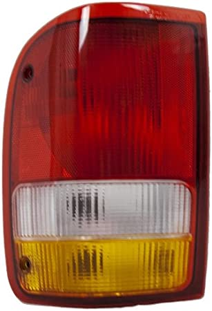 OE Replacement Ford Ranger Passenger Side Taillight Assembly Partslink Number FO2801110 Unknown