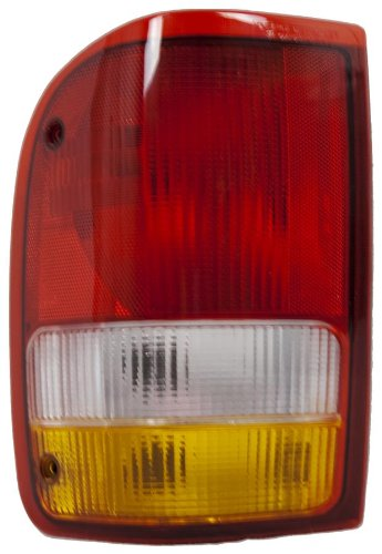 (OE Replacement Ford Ranger Driver Side Taillight Assembly (Partslink Number FO2800110))