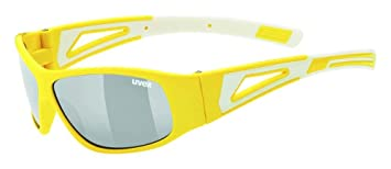Uvex Kinder Sportstyle 509 Sportbrille, Yellow, one size