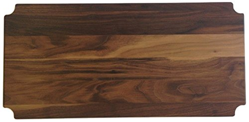 "12"" Deep x 54"" Wide Walnut Butcher Block"