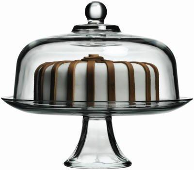 Anchor Hocking Presence Cake Dome Set (Anchor Hocking Punch)