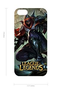 Zed, the Master of Shadows in League of Legends iPhone 5 5s cases