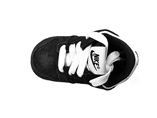 Pictures of Nike Little Dunk Low (TD) Black/White 887223747277 (6c) 5