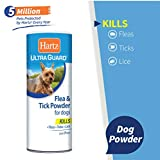Image of Hartz Ultra Guard Flea And Tick Powder For Dogs, 4 oz