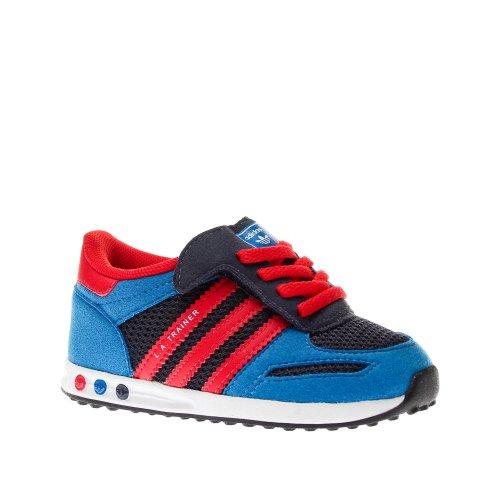 Adidas La Trainer Cf I V24993 Enfant Chaussures Bleu