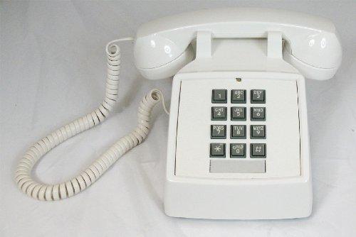 Princess White Classic Desk Home Phones
