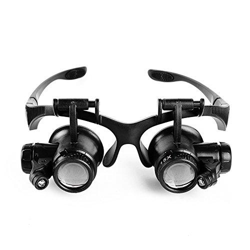 Led Light 20X Magnifier Loupe Lens - 3