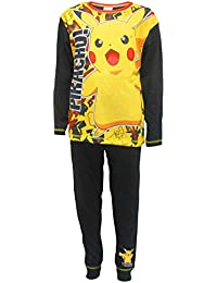 Pokemon Pikachu Boys Pajamas