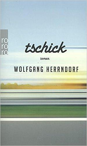 Buchcover: Tschick