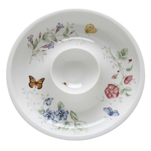 Lenox Butterfly Meadow Chip and Dip Home Supply Maintenance Store