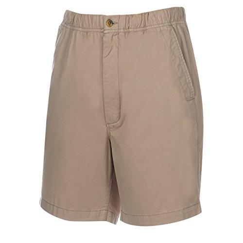 Weekender Men's Sporty Short Khaki Large - Bealls Elastic Waist Shorts
