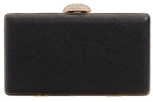 Bag Girly Clutch Girly HandBags HandBags Bag Girly Black Clutch Black Diamante Diamante HandBags Vintage Vintage B1fwSqxCO