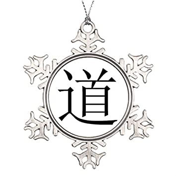 Amazon Metal Ornaments Best Friend Snowflake Ornaments Chinese