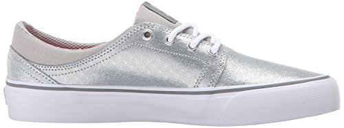 Trase DC Shoe Skate Silver SE YZwd6qz