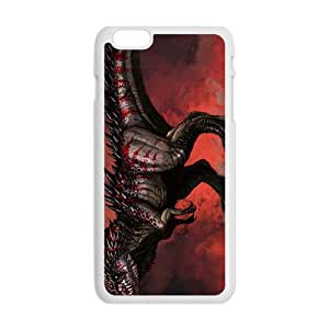 Scary Creative Dinosaur Hot Seller High Quality Case Cove For Iphone 6 Plaus