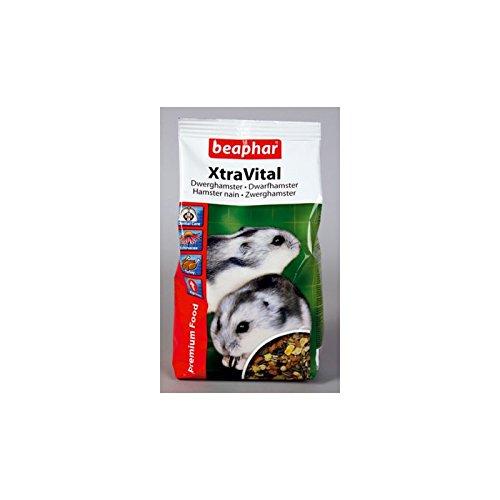 Beaphar XtraVital Futter für Zwerghamster 500g