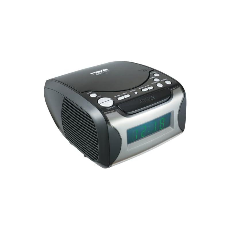 NAXA Electronics NRC-175 Digital Alarm C