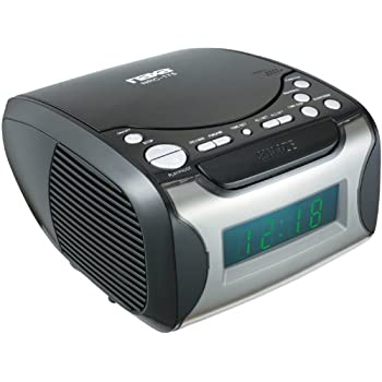 Amazon.com: Jensen JCR310 Top Loading AM/FM PLL Stereo CD Dual ...
