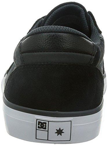 DC Council S - Zapatillas de skateboarding de ante para hombre gris Light Grey 39 Camo